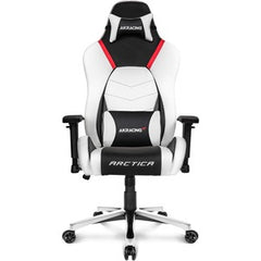 Image of AKRACING Masters Series Premium Gaming Chair Tri Color - Arctica ADVANCED PRO-LEV-GAMING CHAIR