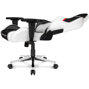 AKRACING Masters Series Premium Gaming Chair Tri Color - Arctica ADVANCED PRO-LEV-GAMING CHAIR