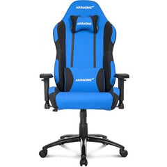 Image of AKRACING Core Series EX Gaming Chair Blue Black - Blue, Black ERGO FABRIC 3DADJ ARMS 180 RECLINE