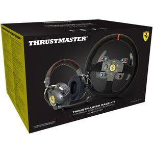 Thrustmaster Ferrari Alcantara Race Bundle BUNDLE by Guillemot - eSportsfurnitureworld