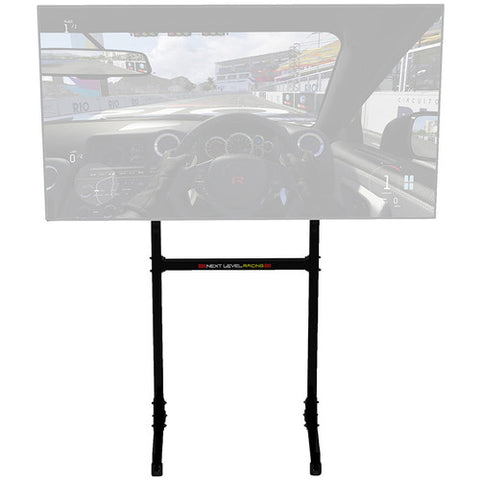 Next Level Racing Free-Standing Single Monitor Stand - eSportsfurnitureworld