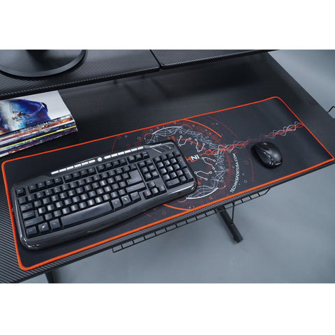 "Techni Sport A-PADCT-L Ultimate Circuit Gaming Mouse Pad 14"" x 10"" - eSportsfurnitureworld"