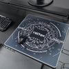 "Image of Techni Sport A-PADCT-XL Colossal Circuit Gaming Mouse Pad 18"" x 18"" - eSportsfurnitureworld"