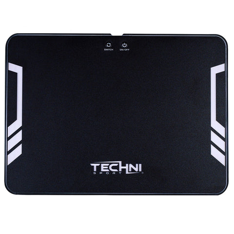Techni Sport A-PADTRN-L Tron RGB Gaming Mouse Pad - eSportsfurnitureworld