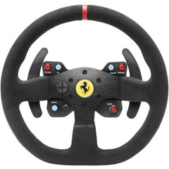 Guillemot Thrustermaster 599XX EVO 30 Wheel Add-On Alcantara Edition - eSportsfurnitureworld