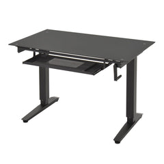 Techni Sport RTA-3836SU Gaming Desk Sit To Stand - Elevate, Black