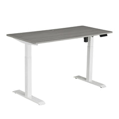Techni Sport RTA-3839SU Gaming Desk - Aria, Grey