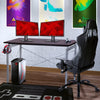 Image of Techni Sport RTA-2012 Gaming Desk Artisan - eSportsfurnitureworld