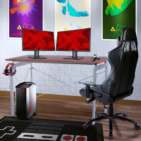 Techni Sport RTA-2012 Gaming Desk Artisan - eSportsfurnitureworld