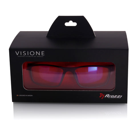 Arozzi Visione VX-200 Gaming Glasses - eSportsfurnitureworld