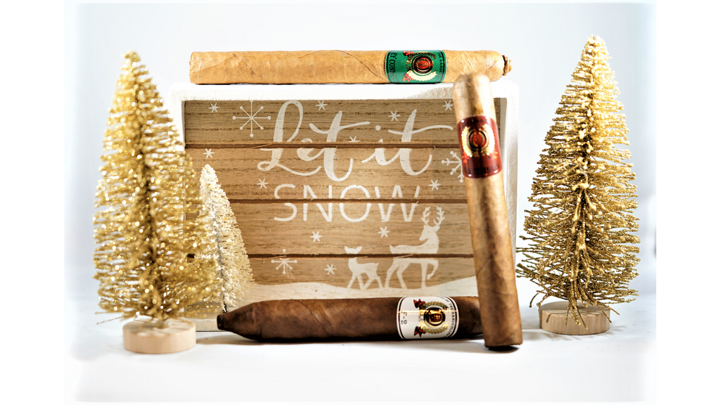 Premium Cigars for the Winter Holidays