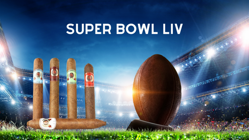 Super Bowl LIV: What Will You Be Smoking?