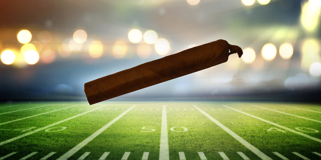 Grab Your Favorite Cigar, Football Season is Back!