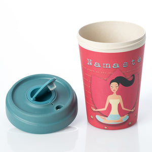 Yoga Love BambooCup