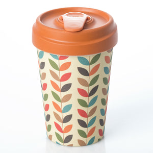 Bright Leaves BambooCup by chic.mic