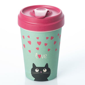 Kitty Love BambooCup