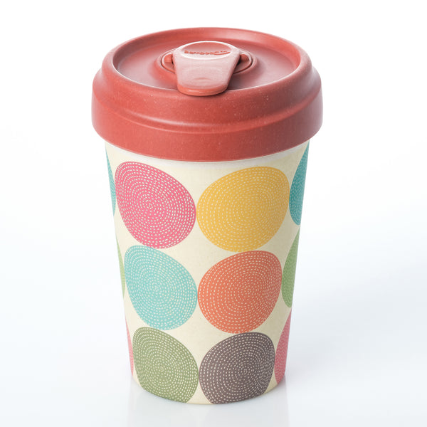 Bright Circles BambooCup by chic.mic