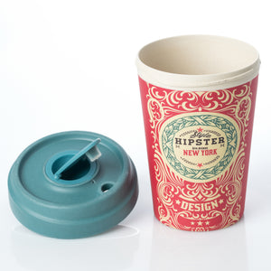 Original Hipster BambooCup by chic.mic