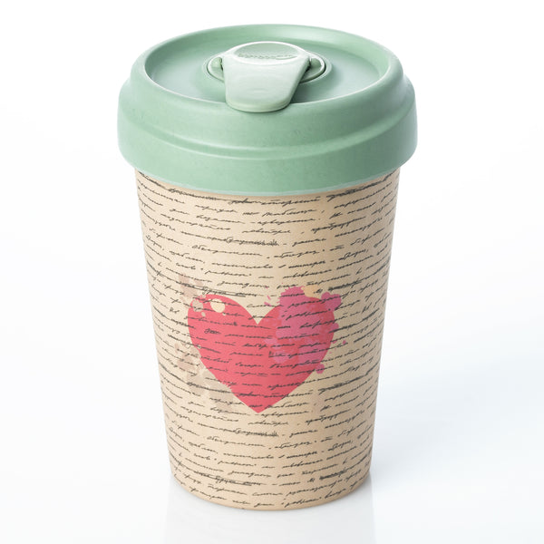 Love Letter BambooCup