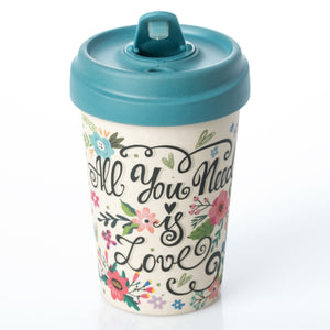 All You Need Is Love BambooCup by chic.mic