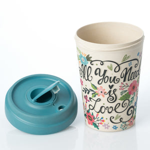 All You Need Is Love BambooCup