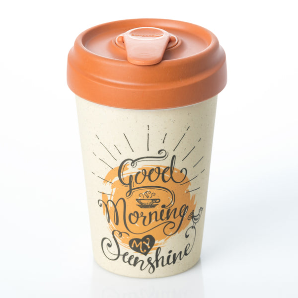 Good Morning Sunshine BambooCup by chic.mic