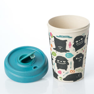 Monster Greetings BambooCup