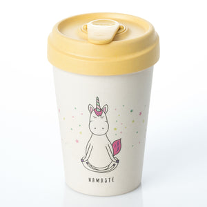 Magic Namaste BambooCup by chic.mic