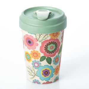 Flower Power BambooCup by chic.mic