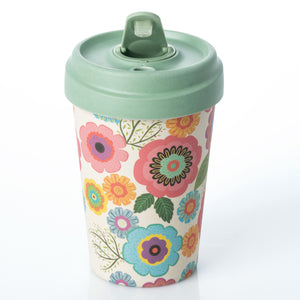 Flower Power BambooCup
