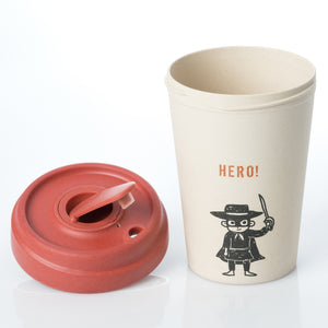 Little Hero BambooCup