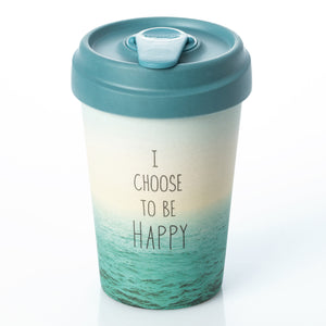 Choose Happy BambooCup