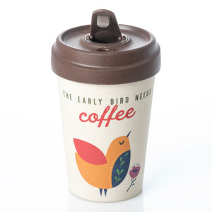Early Bird BambooCup by chic.mic