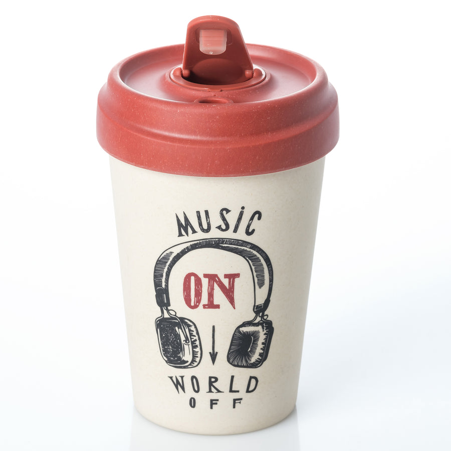 Music On BambooCup