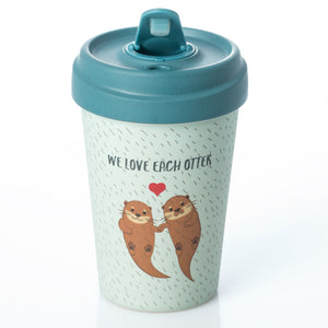 Otters BambooCup