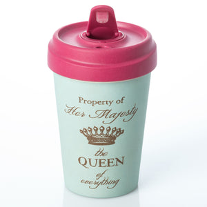 Queen's BambooCup by chic.mic