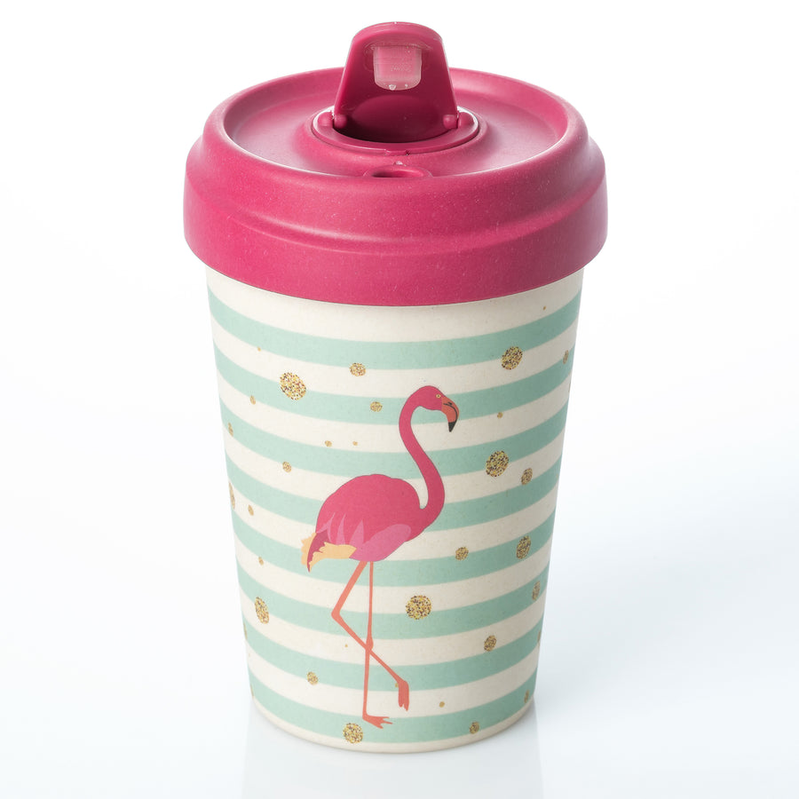 Flamingo BambooCup by chic.mic