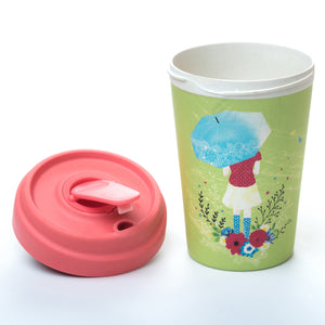 Umbrella Daydreams BambooCup
