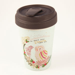 Owl Dreams BambooCup by chic.mic