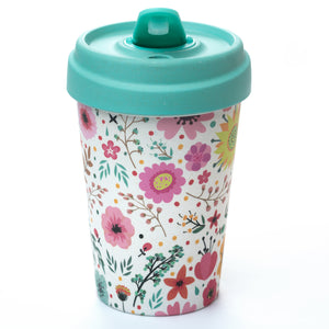 Prairie Flowers BambooCup by chic.mic