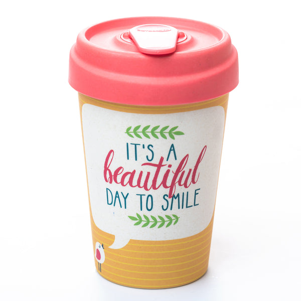 Beautiful Smile BambooCup
