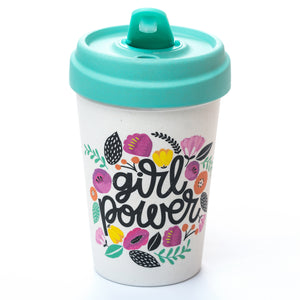 Girl Power BambooCup