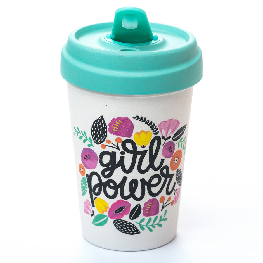 Girl Power BambooCup by chic.mic