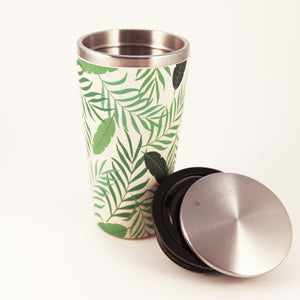 SlideCup: Jungle Leaves