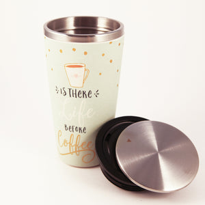 SlideCup: Life Before Coffee