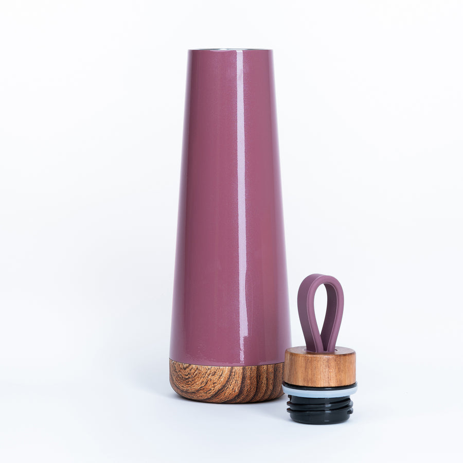 Bioloco Loop Bottle - Plum
