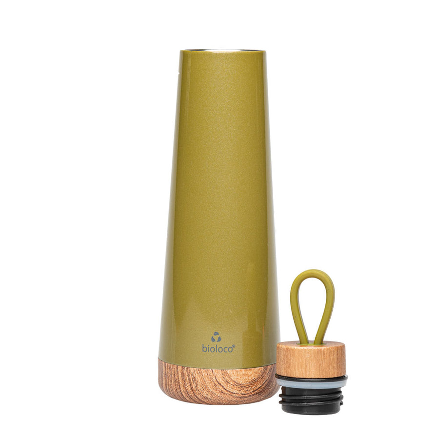 Bioloco Loop Bottle - Olive