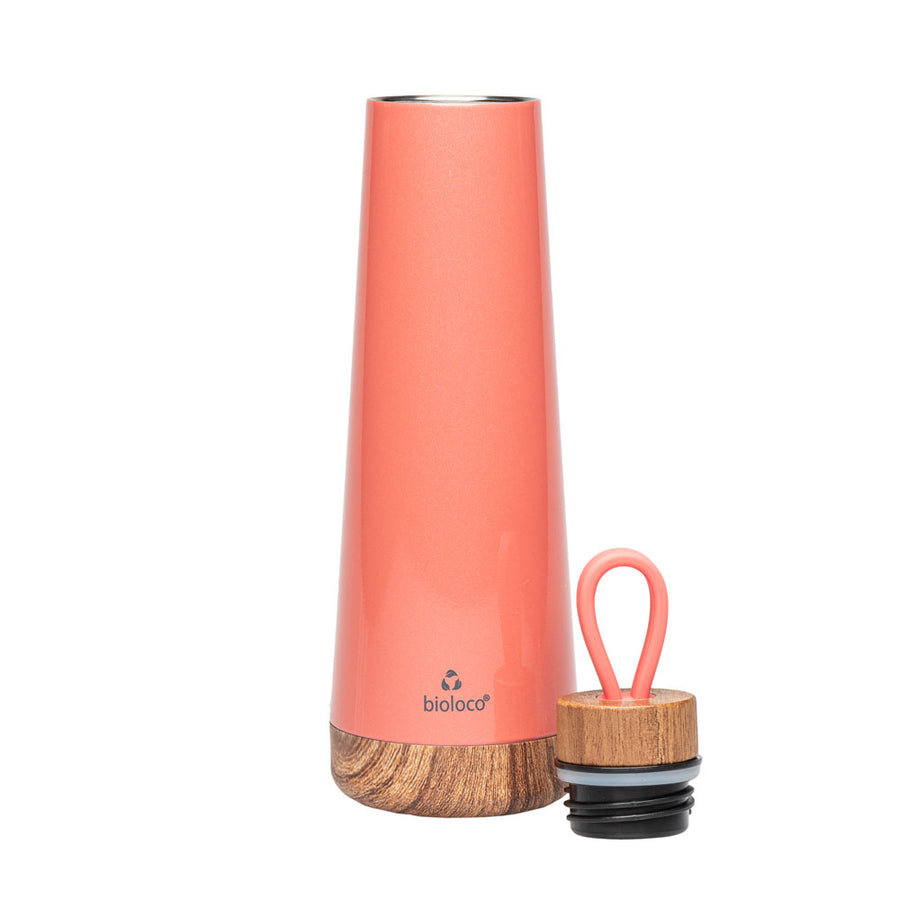 Bioloco Loop Bottle - Coral