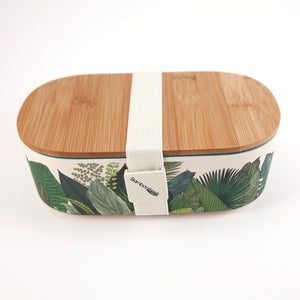 Deluxe Lunchbox: Exotic Leaves