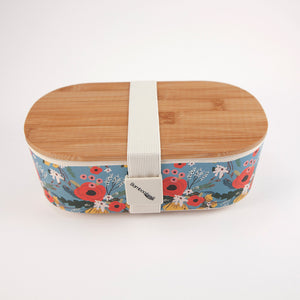 Deluxe Lunchbox: Rustic Flowers